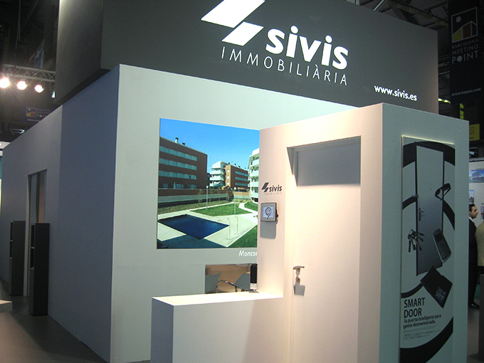 Sivis – Stand Feria Meeting Point